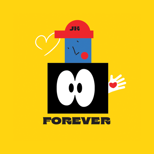 Personal Work_Hi Friend Forever