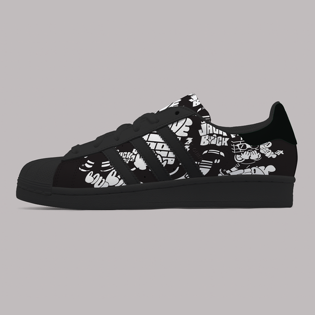 Personal Work_Custom shoe Adidas_5