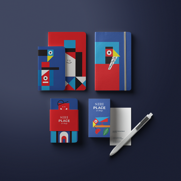 SanSiri_Cover Notebook