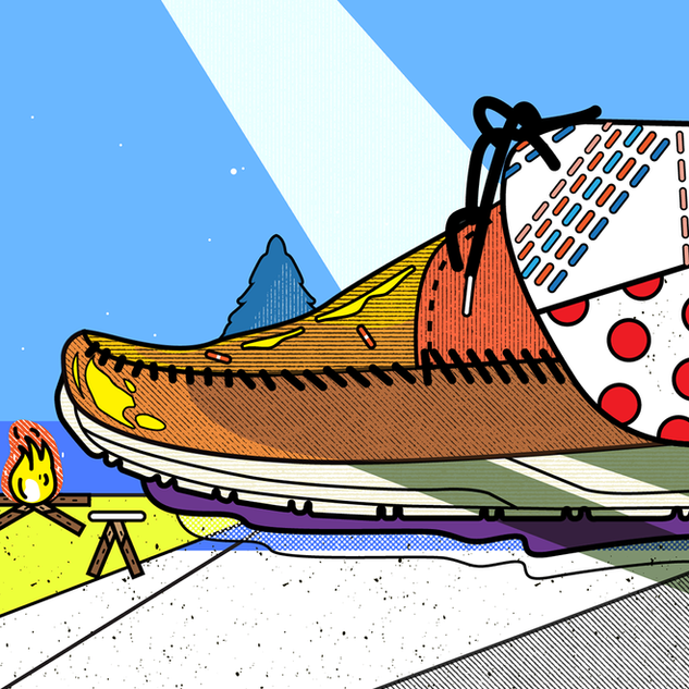Illustration for ADay_Visvim