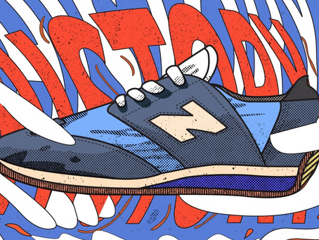 Process design illustration for Aday_New Balance