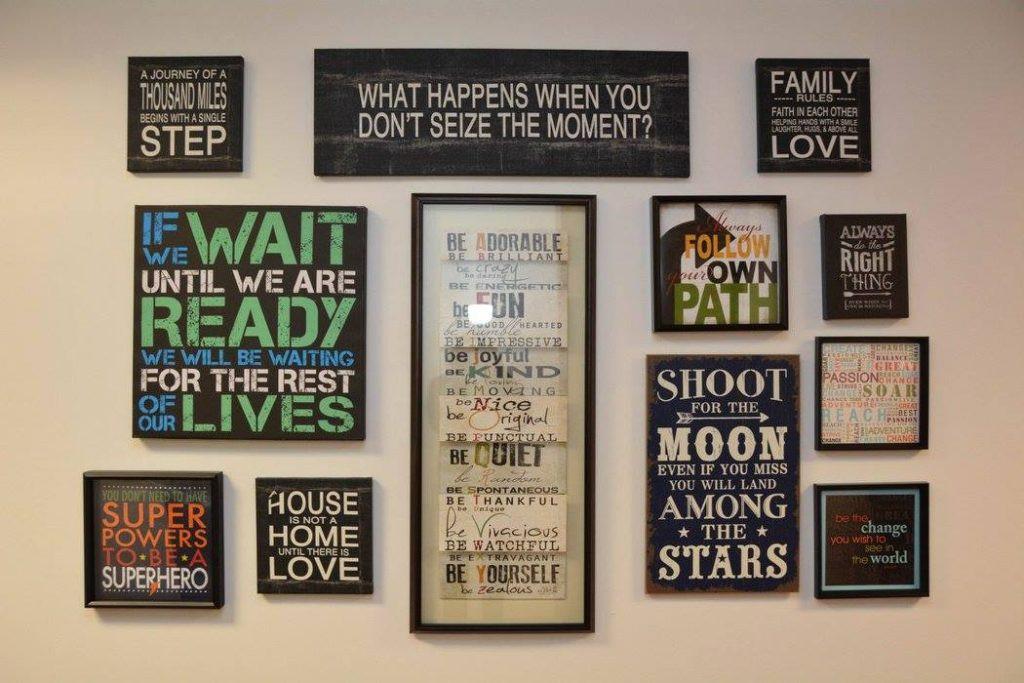 Brownstone Psychiatry Motivation Wall