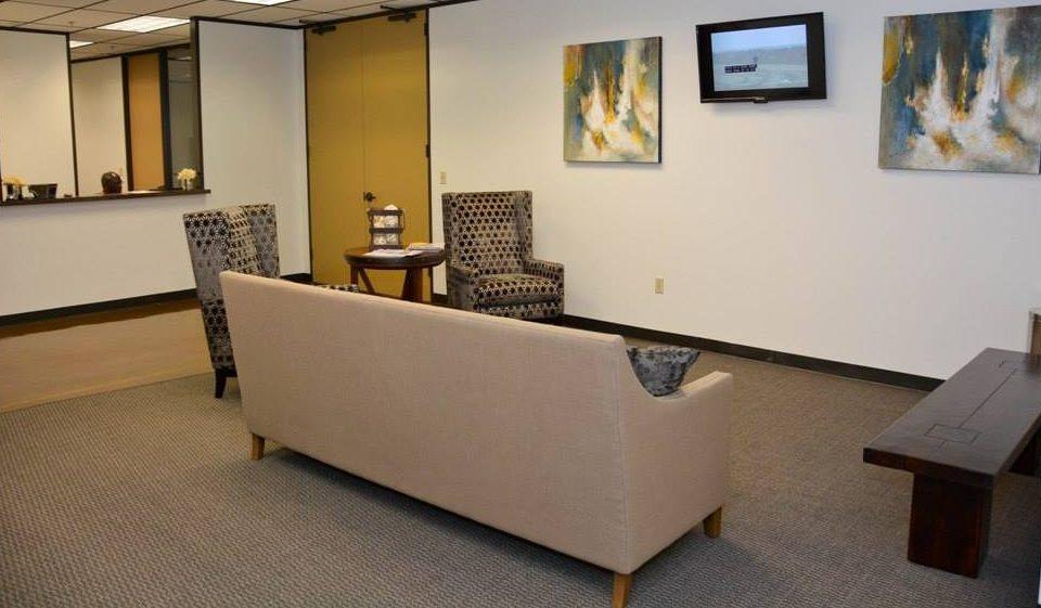 Brownstone Psychiary Waiting Area
