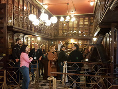 Atlas Obscura Trip Barcelona-Tours Rutas Inusual Insólita Secreta-Unusual Secret Congress Curious People