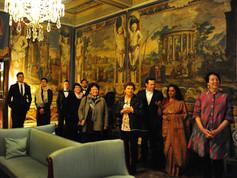 Atlas Obscura trip Rome-Roma Secret Unusual Insólita Secreta-Congress curious people