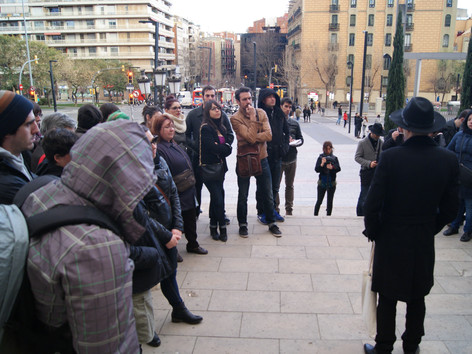 Tour Gracia-Barcelona-tours secreta curiosa insólita-secret curious unusual-congress curious people