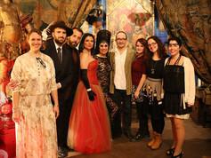 Cocktail modernista Estudi Oleguer Junyent-Barcelona-Tours Secreta Insólita Secret Unusual-Congress curious people