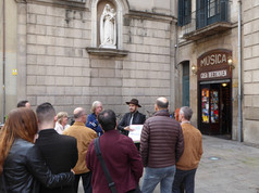 Ruta Círculo del Liceo-Barcelona-Tours Secreta Insólita Secret Unusual-Congress curious people