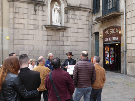Ruta Círculo del Liceo-Barcelona-Tours Secreta Insólita Secret Unusual-Congress curious people