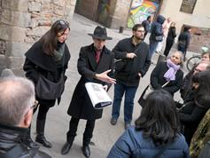 Ruta Barcelona masónica-tours secreta cu
