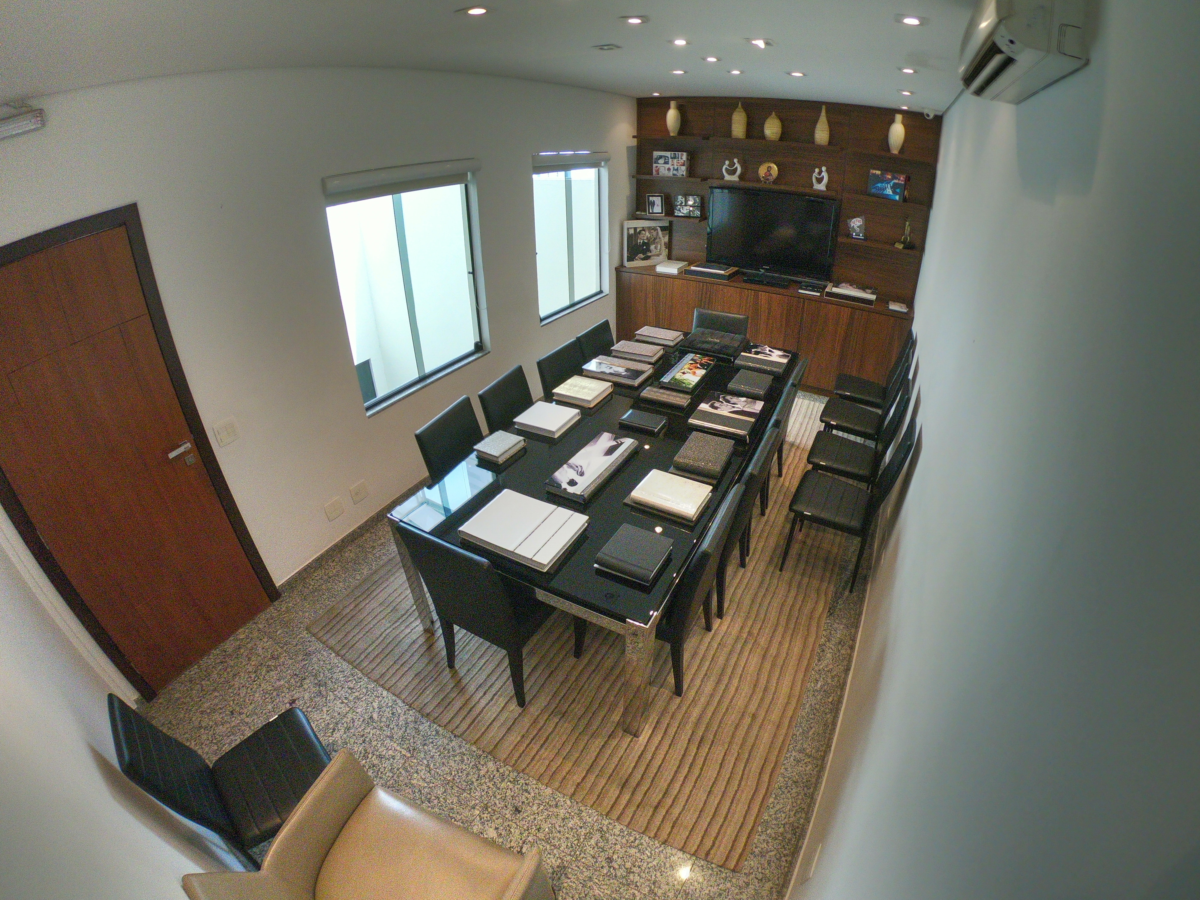 Sala de reunião - 12 pessoas