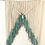 Thumbnail: Teal and Navy Tapestry - On Branch with Stone