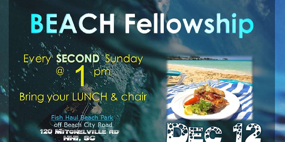 BEACH Fellowship @ Fish Haul Beach Park
