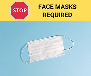face masks reqired