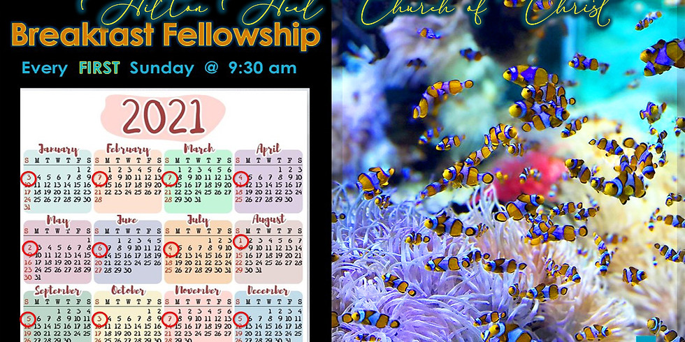 Breakfast Fellowship Monthly