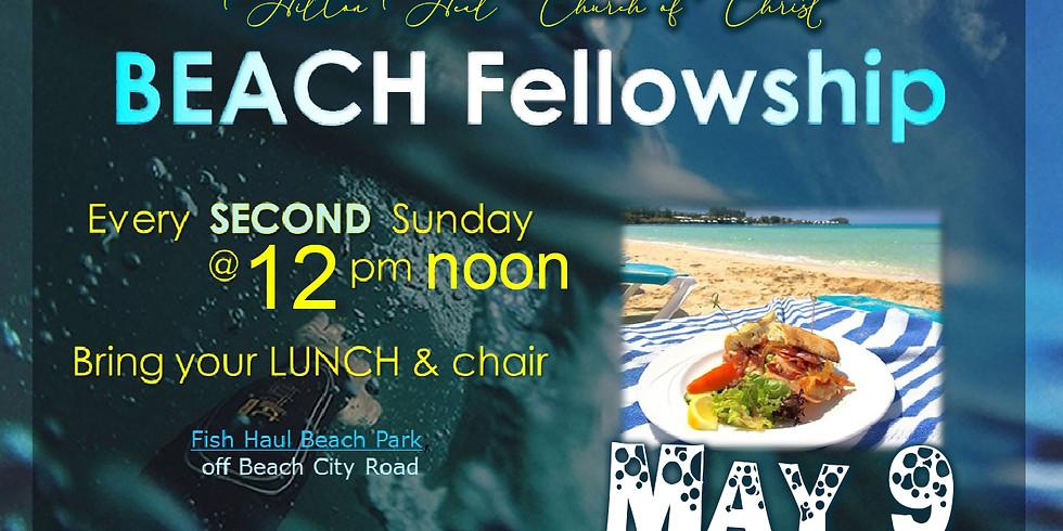 Beach Fellowship MAY 9