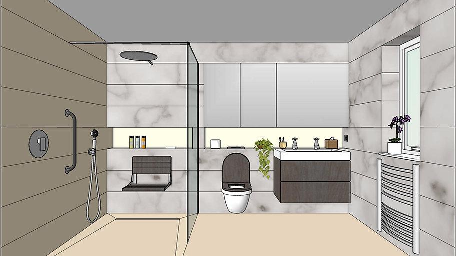 ambiente preparado alzheimer montessori baño