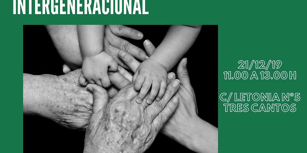 Encuentro intergeneracional (Los padres que van observan no necesitan entrada)