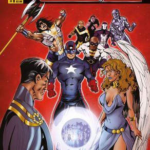 Indie Comic Review: The REGULATORS#1