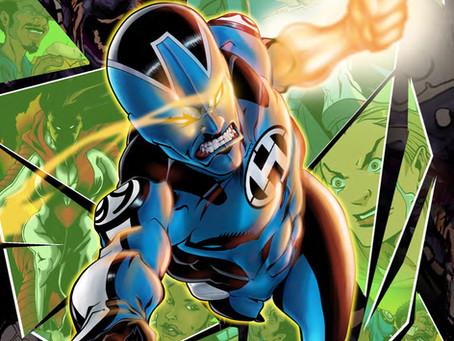Indie Comic Review: Hotshot #1
