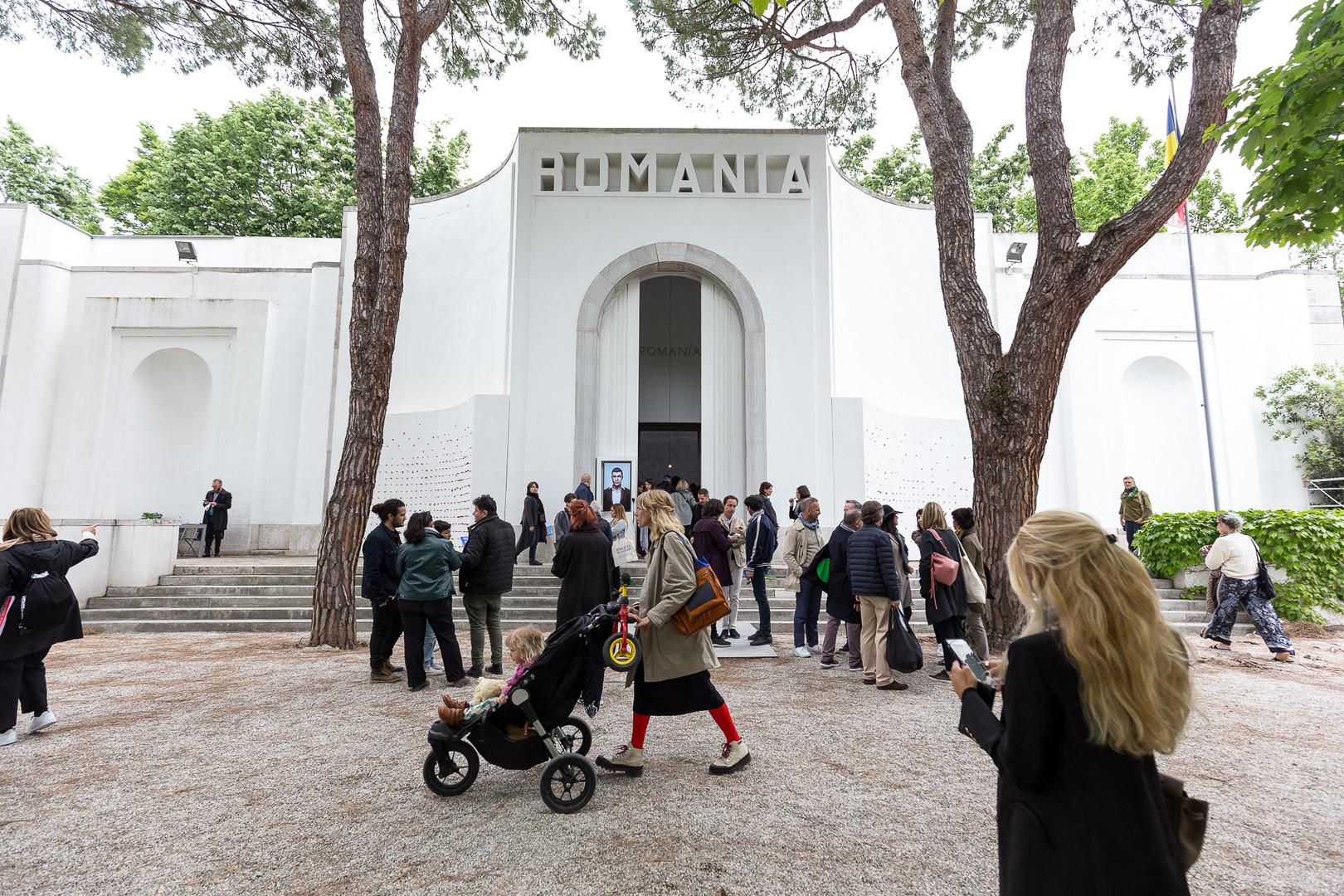 Romania at Biennale Arte 2019