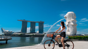Top 5 things to do while cycling around Marina Bay Singapore!