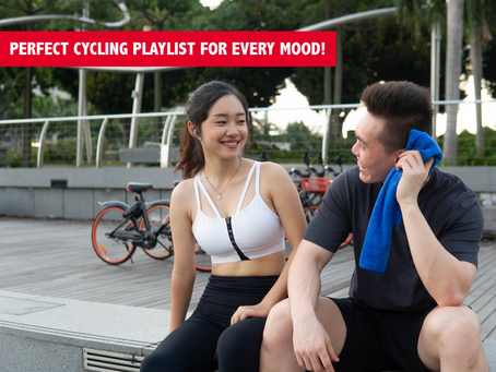 We Chose The Perfect Spotify Cycling Playlist Just For YOU! (One for every MOOD)