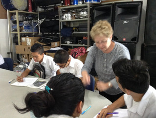 Highlights from the April 2016 Volunteer Trip to El Salvador