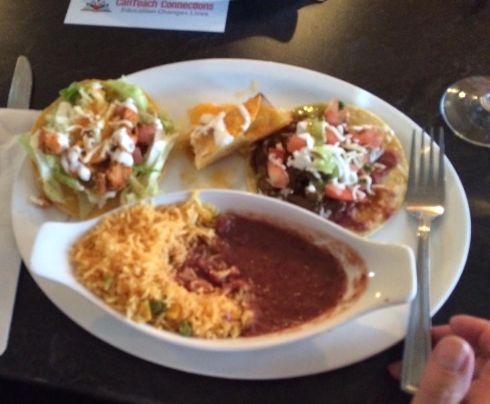 taco, flauta, tostada...mmmmm