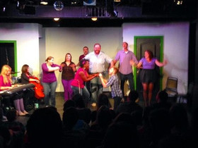 There and Back Again: An Improviser's Tale