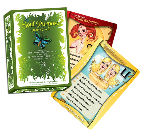 Soul Purpose Oracle Cards