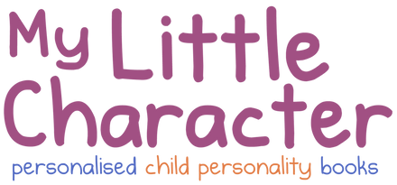 My Little Character personalised child personality e-booklets