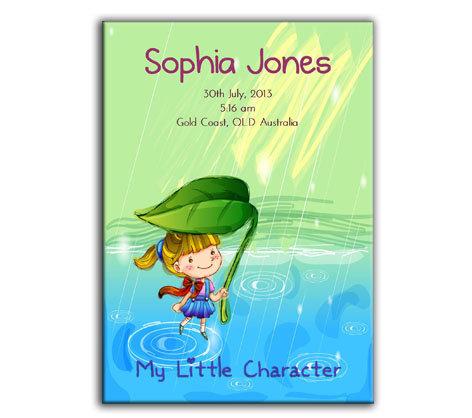 """""""Raindrops"""" e-Book"""
