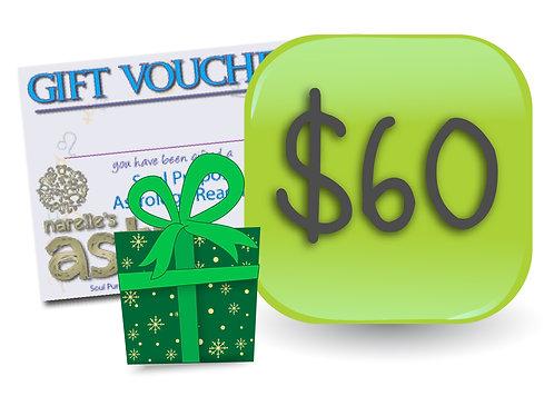 Gift Voucher - $60