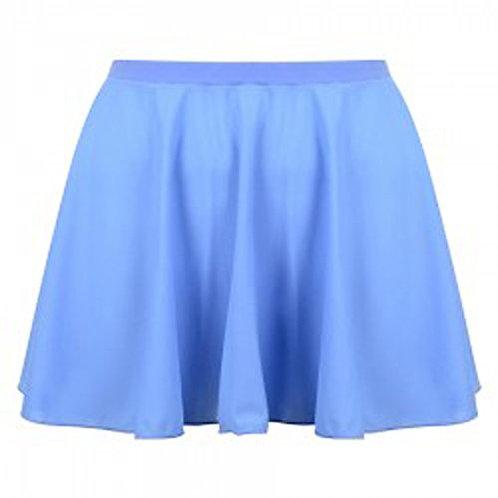 Matching Sky Blue Ballet Skirt