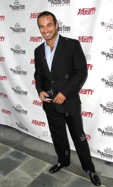 Jorge in Dior suit