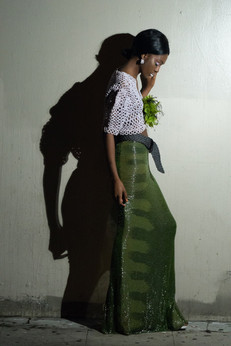 Model: Neneh Rubie