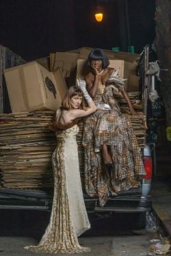 Brittany & Sasha