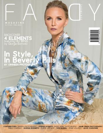 FADDY Magazine Italia