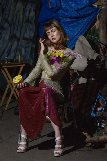 Model: Sasha Azovtseva