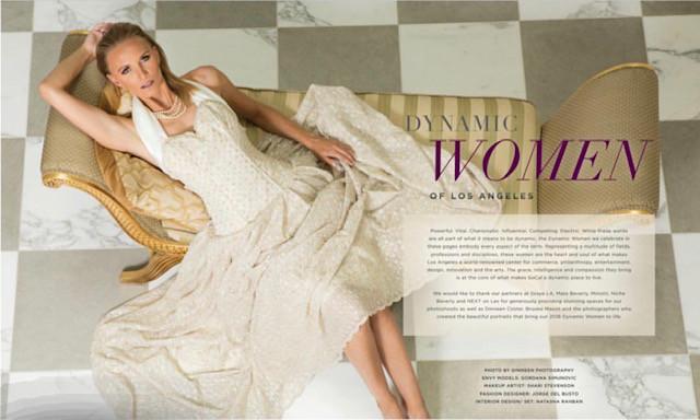 Angeleno Magazine-Modern Luxury