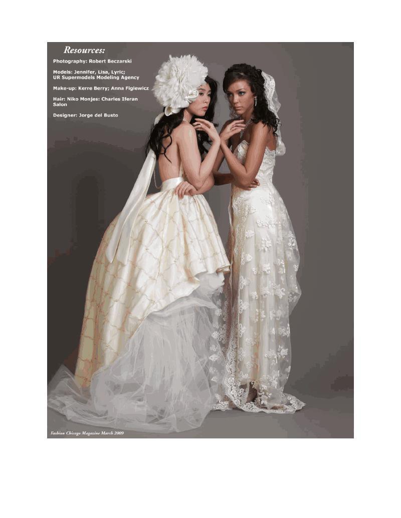 Chicago Fashion Magazine