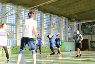 Турнир по волейболу студенческих отрядов Санкт-Петербурга
