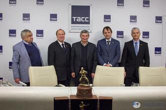 16 ноября 2017 г. в информационном агентстве ТАСС состоялась пресс-конференция, посвящённая турниру