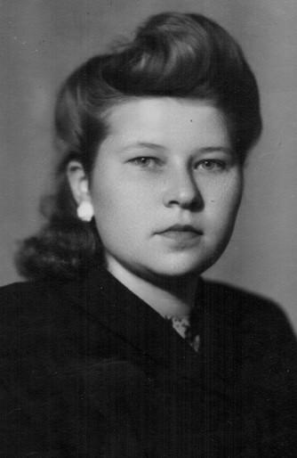 Моя бабушка пережила блокаду