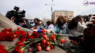 12 апреля 2021 года - Торжественное возложение цветов к памятнику К.Э. Циолковского