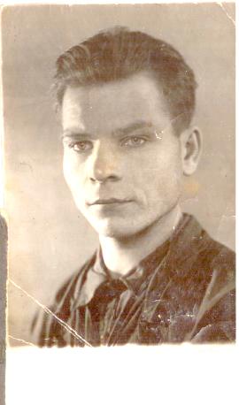 Миронов Павел Матвеевич 1910, мой дедушка