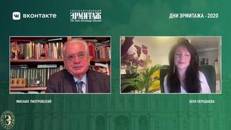 Михаил Пиотровский: «Музей – мост между людьми и народами»