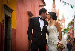 Boda Casa Colorada, Guanajuato Fotógrafo de Bodas