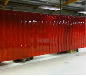 Red Welding Strips